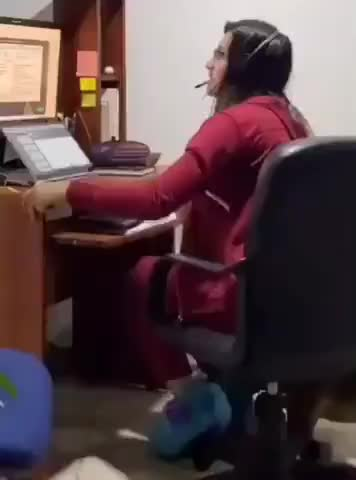 Work from home is not easy