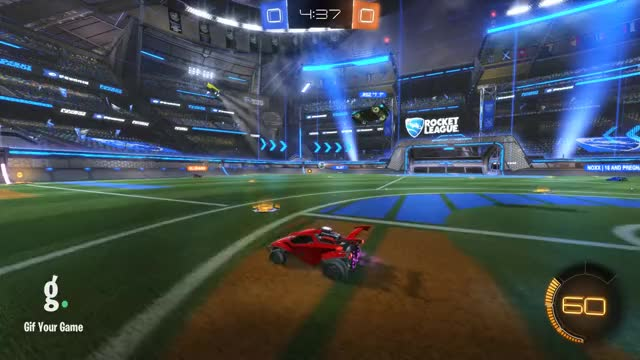Watch Goal 1: Fuly GIF by Gif Your Game (@gifyourgame) on Gfycat. Discover more BenC, Gif Your Game, GifYourGame, Rocket League, RocketLeague GIFs on Gfycat