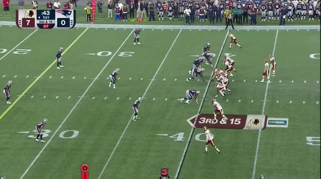 Watch and share 6 Great Tackle By Travis To End A Redskins Drive GIFs on Gfycat