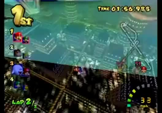 Mario Kart Double Dash Special Cup 150cc Part 2 Gif Find