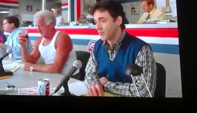 Major League 2 Bob Uecker Gif Find Make Share Gfycat Gifs
