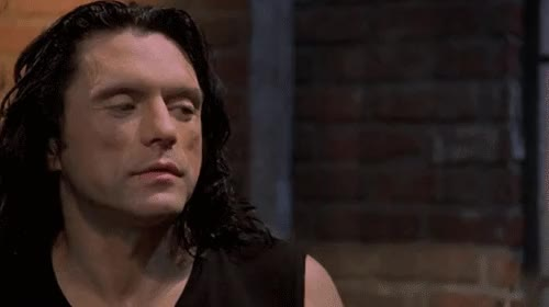 Watch The room GIF on Gfycat. Discover more tommy wiseau GIFs on Gfycat
