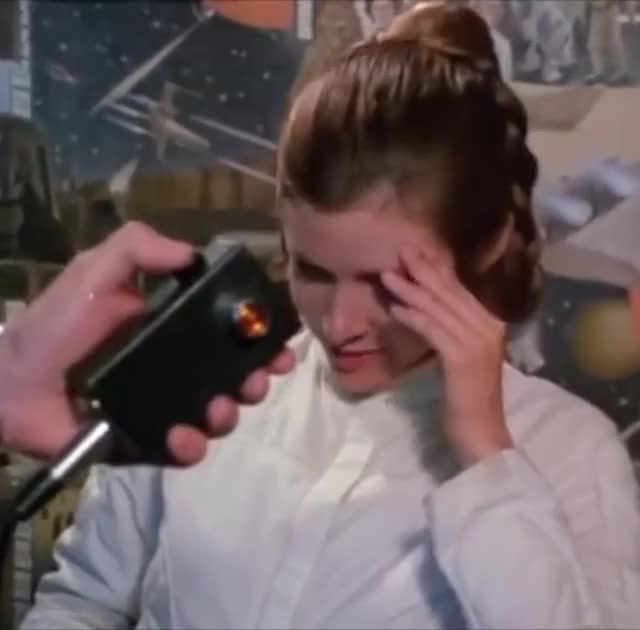 Watch and share Carrie Fisher GIFs by ehstrdcfg on Gfycat
