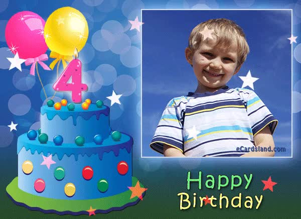 Watch and share Ecards Birthday Happy Th Birthday Boy GIFs on Gfycat