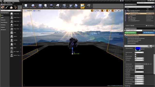 Content-Driven Multipass Rendering in UE4 | GDC 2017