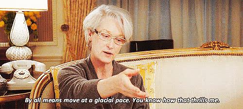 Meryl Streep, slow, Slow GIFs