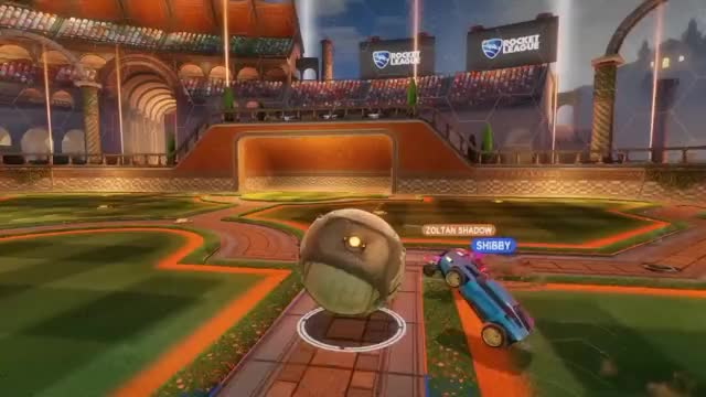 Watch and share Rocket League GIFs by HoraryHellfire on Gfycat