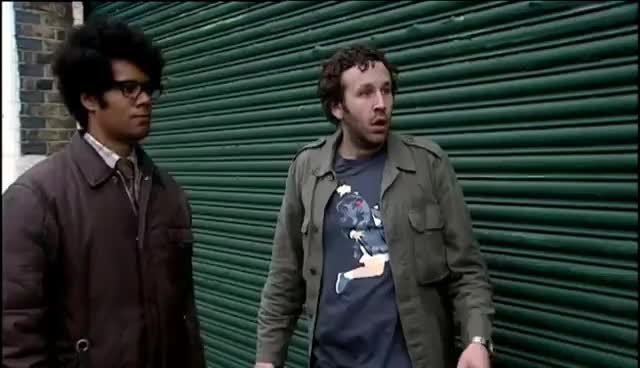 Watch moss roy1 GIF on Gfycat. Discover more it crowd GIFs on Gfycat