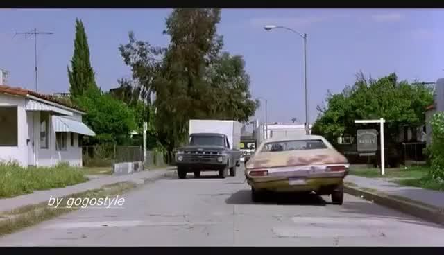 Watch and share The Big Lebowski - Car Crash Scene (HD) GIFs on Gfycat