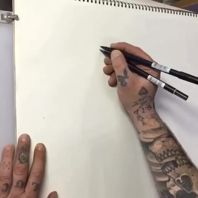 Watch Video by santarosatattoo GIF on Gfycat. Discover more related GIFs on Gfycat