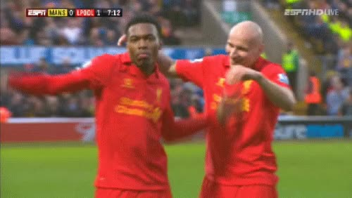 Watch and share Daniel Sturridge GIFs on Gfycat