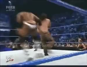 Watch Who did it best?: The Superkick : SquaredCircle GIF on Gfycat. Discover more related GIFs on Gfycat
