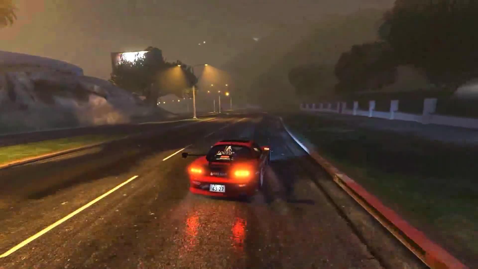 Drifting In Gta Gaming