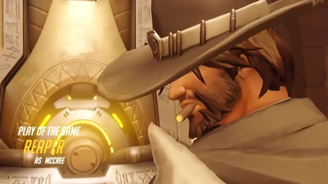 Watch and share Overwatch GIFs and Deadeye GIFs by Reaper on Gfycat
