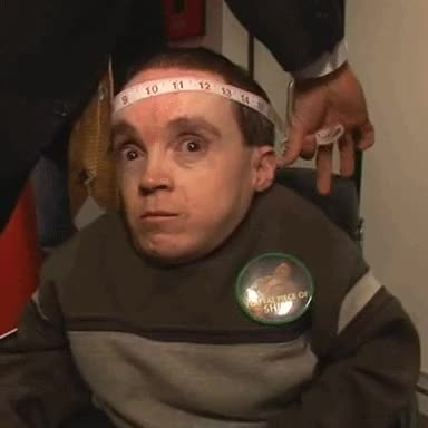 Eric the midget the wrestler apologise, but