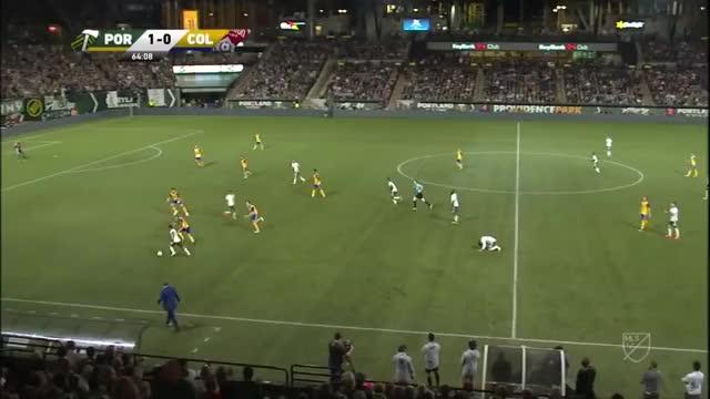 Watch and share Valeri Goal Portland V Colorado 8sep2018 GIFs by C.I. DeMann on Gfycat