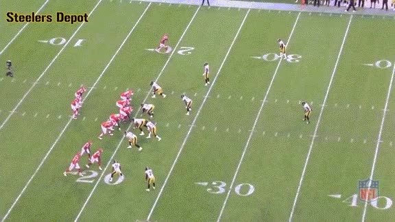 Watch and share Hilton-chiefs-2.gif GIFs on Gfycat