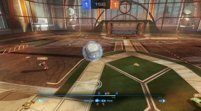 Watch and share Rocket League GIFs by trixken on Gfycat