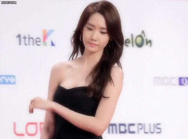 Watch and share 윤아 미모 GIFs on Gfycat