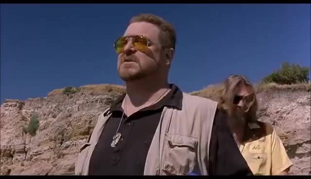 Watch and share The Big Lebowski - Ashes Scene GIFs on Gfycat