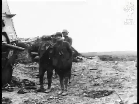 Watch French Soldiers standing around an armoured vehicle, Battle of Marne, 1916. GIF by @realtaylers on Gfycat. Discover more historygyfs GIFs on Gfycat
