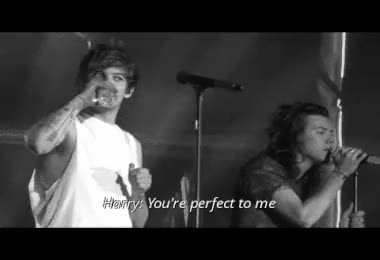 Watch *Kiss me you fool* GIF on Gfycat. Discover more cardiff, larry, otra, serenade GIFs on Gfycat