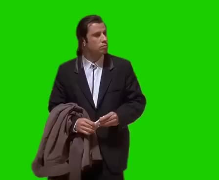 Watch this green screen GIF on Gfycat. Discover more All Tags, Chroma, Fiction, Reaction, Vega, back, backscreen, chromascreen, confused, graphic, green, meme, photoshop, picture, pulp, screen, template, transparency, travolta, video GIFs on Gfycat