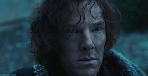 Watch and share Benedict Cumberbatch As Richard Iii In 'The Hollow Crown' Gif - (x) GIFs on Gfycat