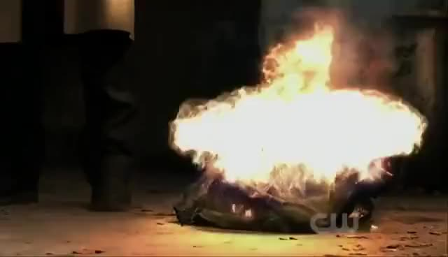 Watch Crowley burns GIF on Gfycat. Discover more Crowley, Demon, SPN, Supernatural GIFs on Gfycat