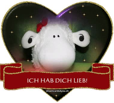 Watch and share ♥♥♥Dickes Bussi An Dich Von Deinem Rocky♥♥♥ animated stickers on Gfycat
