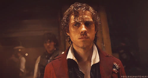 The guy who played Enjolras in Les Mis: the Movie is going to be in that, right?I certainly hope so GIFs