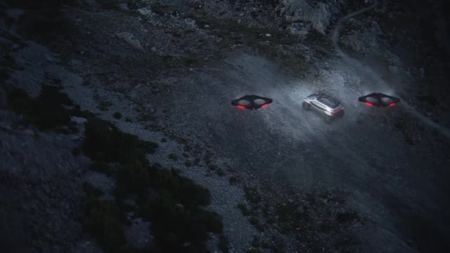 Watch and share Audi Concept Utility Vehicle GIFs on Gfycat