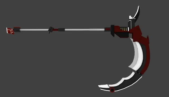 "Watch and share Fan Made RWBY Weapon - ""Cinders And Ashes"" (Animation) GIFs on Gfycat"