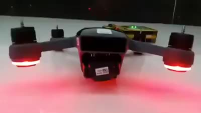 Watch and share Leaked DJI Spark Drone Video GIFs by unique4321 on Gfycat