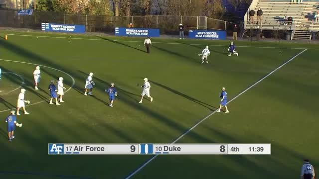 Watch Duke off ball confusion and ball watching GIF by Lacrosse Film Room (@laxfilmroom) on Gfycat. Discover more lacrosse GIFs on Gfycat