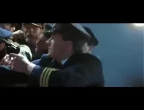 Watch and share Titanic - William Murdoch - The End GIFs on Gfycat