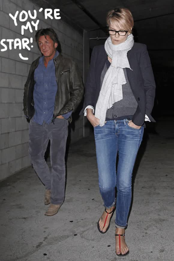 Watch 1charlize theron sean penn movie date arclight hollywood GIF on Gfycat. Discover more related GIFs on Gfycat