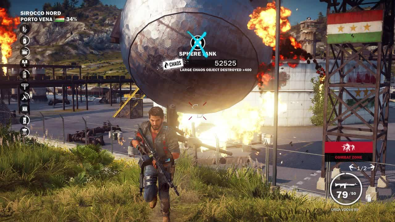 justcause, Just Cause 3 Sphere Tanks GIFs