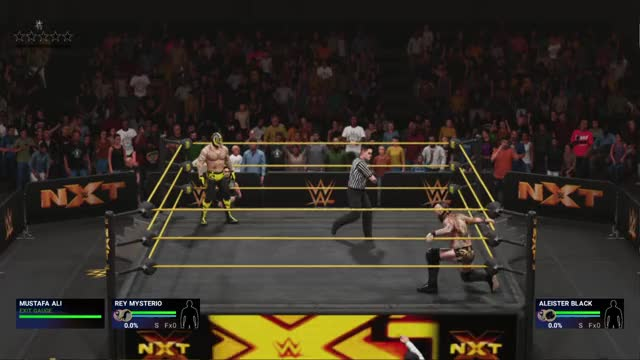 Watch and share WWE 2K19 20181015195636 GIFs on Gfycat