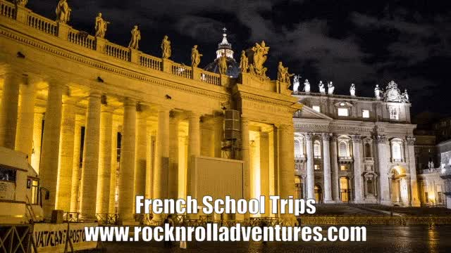 Watch and share French School Trips GIFs and School Trips France GIFs by RocknRoll Adventures Ltd on Gfycat