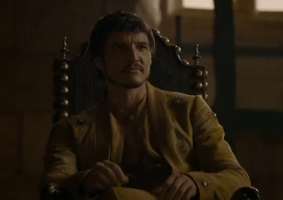 Watch this game of thrones GIF on Gfycat. Discover more game of thrones, gameofthrones, got, hbo, pedro pascal GIFs on Gfycat