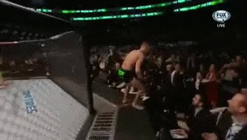 Watch and share Conor Mcgregor GIFs and Aldo GIFs by mmaexamined on Gfycat