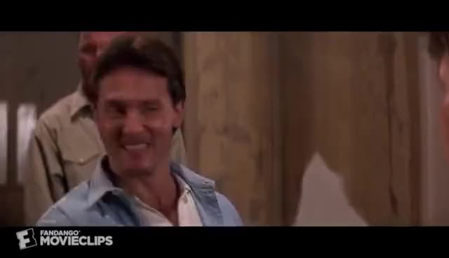 Road House (3/11) Movie CLIP - You're Too Stupid to Have a Good Time (1989) HD