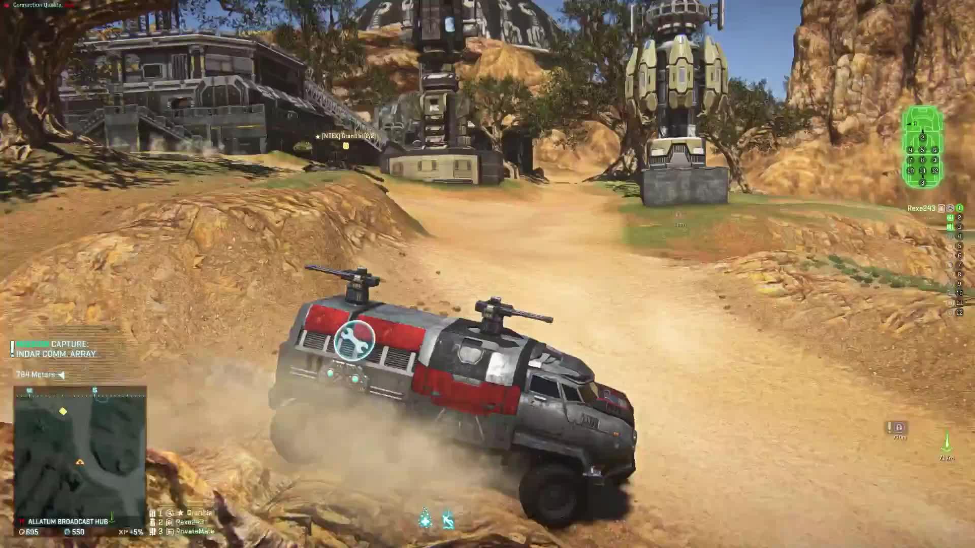 Entex, Gaming, Granitial, Planetside, Planetside 2, Prowler, Rexe243, Yeeting Tank, Yeeting Tank - Planetside 2 GIFs