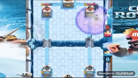 Watch and share Clash Royale First Look: Graveyard | GIFs on Gfycat