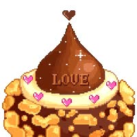 Watch and share Chocolate animated stickers on Gfycat