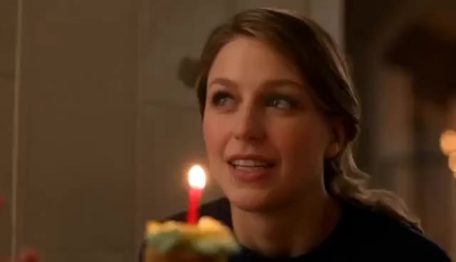 Watch SuperGirl 2x11 Kara earth Birthday Alex GIF on Gfycat. Discover more related GIFs on Gfycat