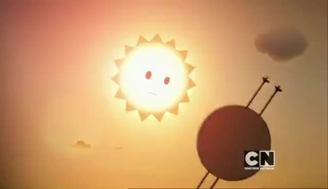 Watch Gumball   Eclipse GIF on Gfycat. Discover more related GIFs on Gfycat