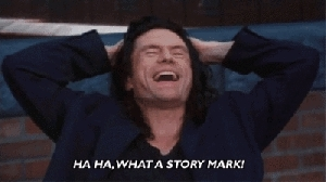 Tommy Wiseau, Cool Story Mark GIFs