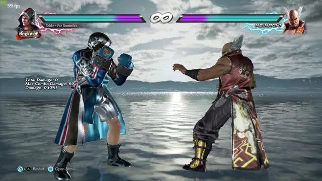 Watch and share Tekken GIFs by eunice on Gfycat